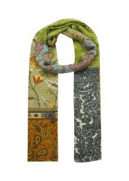 Paisley printed patchwork