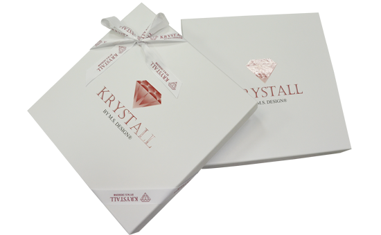 Krystall Brand Packaging
